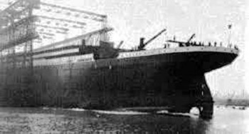 6. It Was a Brand New Ship e1328716683970 10 More Facts About Titanic   100th Anniversary Special