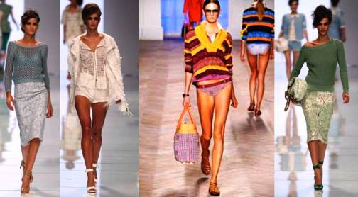 6. Knit Dresses Top 10 New York Fashion Week Spring 2012 Trends 