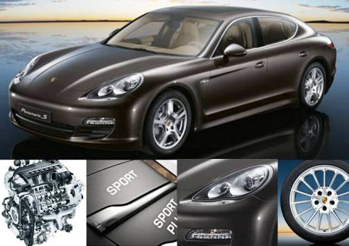 6. Porsche Panamera S Top 10 Most Luxurious Cars in 2012