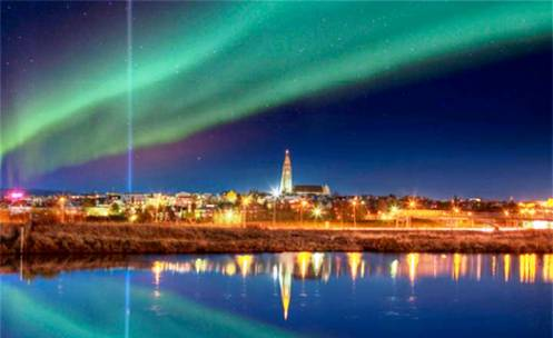 6. Reykjavik Iceland 10 Places to Go On Valentines Day 2012