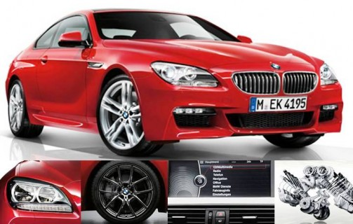 7. BMW 6 Series Coupe e1328267773809 Top 10 Most Luxurious Cars in 2012