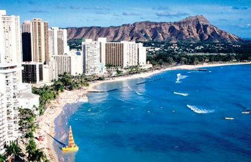 7. Honolulu Hawaii 10 Places to Go On Valentines Day 2012