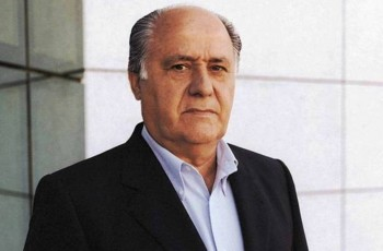 7. The Clothing Business Tycoon – Amancio Ortega e1330098170599 Top 10 Richest People in the World   2012