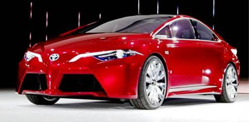 7. Toyota NS4 Top 10 Concept Cars of 2012