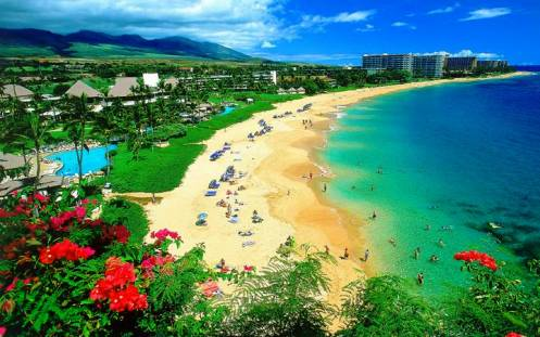 8. Maui Hawaii 10 Places to Go On Valentines Day 2012