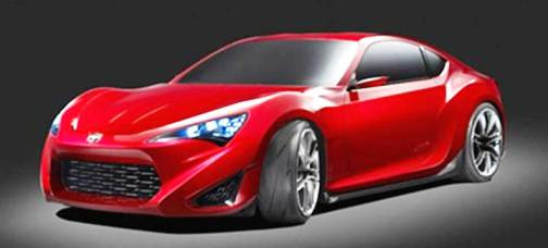8. Scion FR S Top 10 Concept Cars of 2012