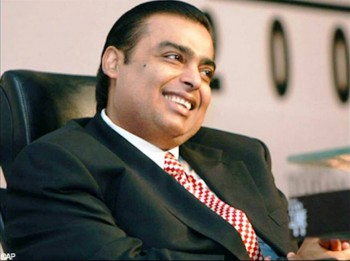 9. A Chemical Engineer Mukesh Ambani e1330098122654 Top 10 Richest People in the World   2012