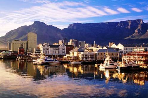 9. Cape Town South Africa 10 Places to Go On Valentines Day 2012