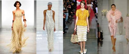 9. Gatsby Inspirations Top 10 New York Fashion Week Spring 2012 Trends 