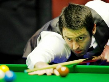 9. Ronnie O'Sullivan e1328265001943 Top 10 Best Snooker Players in 2012