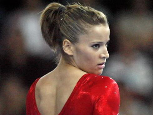 Alicia Sacramone 10 Hottest Female Athletes You Want To See In Olympics 2012