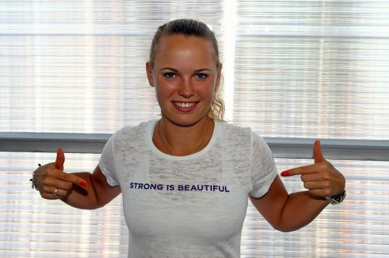 Caroline Wozniacki 10 Hottest Female Athletes You Want To See In Olympics 2012