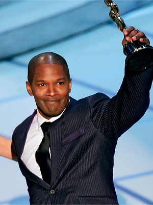 Jamie Foxx 10 Actors and Actresses Nominated for Oscars Twice in a Single Year