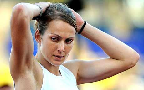 Kelly Sotherton 10 Hottest Female Athletes You Want To See In Olympics 2012