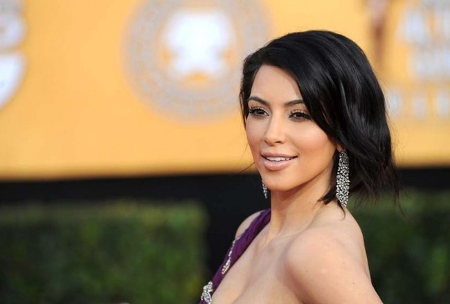 Kim Kardashian hot 10 Most Desirable Women of 2012