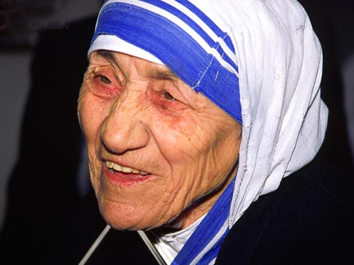 Mother Teresa Top 10 Most Famous People Who Died a Virgin