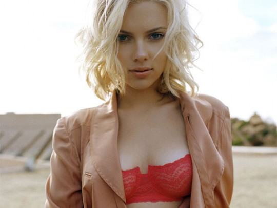 Scarlett Johansson 2012 10 Most Desirable Women of 2012