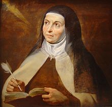 Teresa DE'Avila Top 10 Most Famous People Who Died a Virgin
