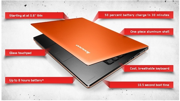 Ultrabooks 10 Geeky Items You Might Want To Buy In 2012