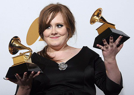 grammy awards 2012 Top 10 Grammy Awards 2012 Predictions
