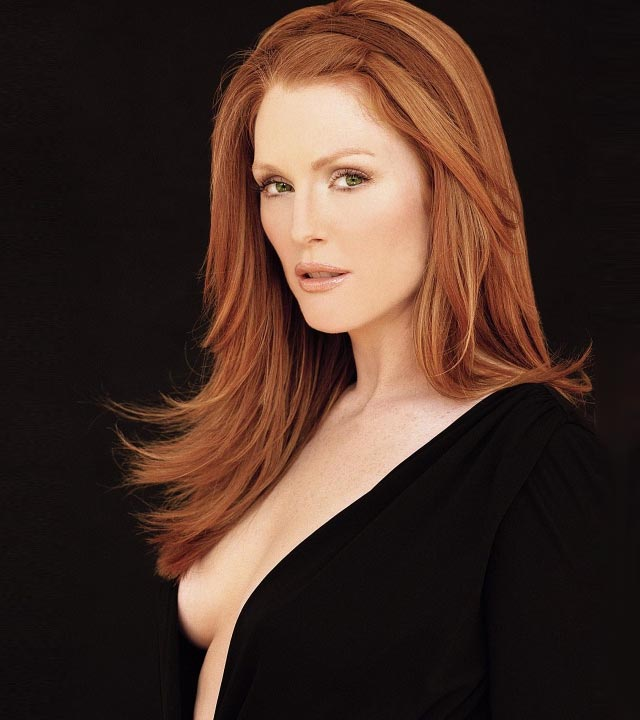 julianne moore 10 Actors and Actresses Nominated for Oscars Twice in a Single Year