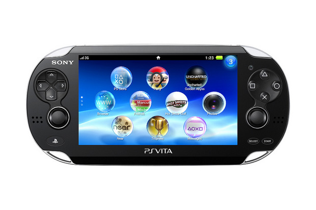 sony playstation vita 10 Geeky Items You Might Want To Buy In 2012