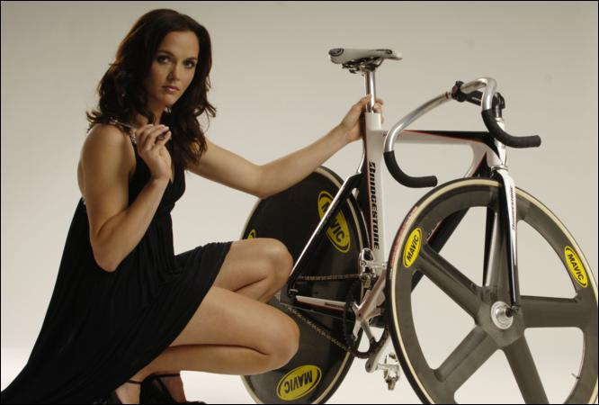 victoria pendleton hot 10 Hottest Female Athletes You Want To See In Olympics 2012