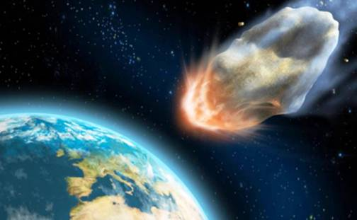 1. Asteroid Impact Top 10 Theories on How the World Will End