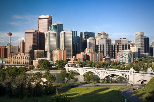 1. Calgary Canada e1331110274489 10 Cleanest Places on Earth