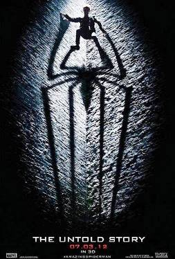1. The Amazing Spiderman Top 10 Most Anticipated Movies of 2012