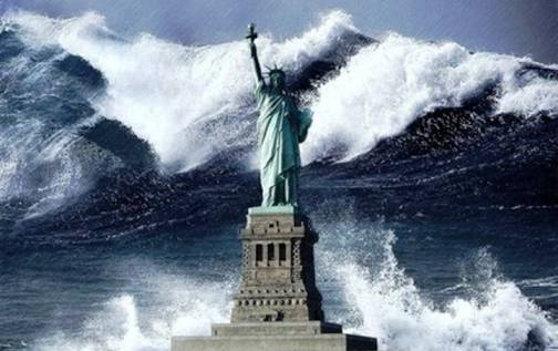 10. Tidal Waves Top 10 Theories on How the World Will End