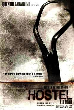 2. Hostel Top 10 Best Violence Movies of All Time