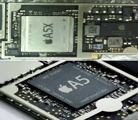 2. Processor 10 Differences Between iPad 2 and The New iPad 3