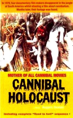 3. Cannibal Holocaust Top 10 Best Violence Movies of All Time