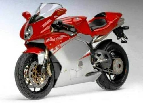 3. MV Agusta F4 R312 Top 10 Fastest Motorbikes in 2012