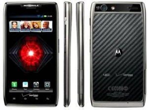 3. Motorola Droid RAZR Maxx