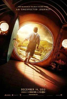 3. The Hobbit An Unexpected Journey Top 10 Most Anticipated Movies of 2012