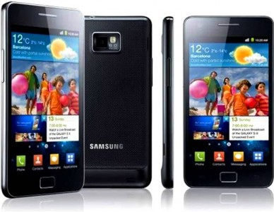 4. Samsung Galaxy SII e1332240713658 Top 10 Best Android Phones to Buy in 2012