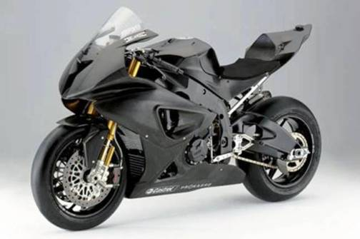 5. BMW S1000RR Top 10 Fastest Motorbikes in 2012