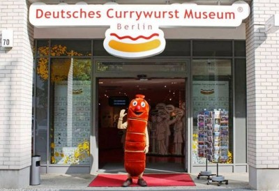 5. Currywurst Museum e1331293008183 Top 10 Strangest Places Where People Work