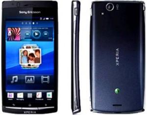 5. Sony Ericsson Xperia Arc