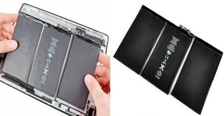 7. Battery Life 10 Differences Between iPad 2 and The New iPad 3