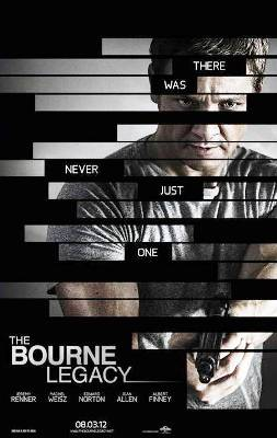 7. The Bourne Legacy Top 10 Most Anticipated Movies of 2012