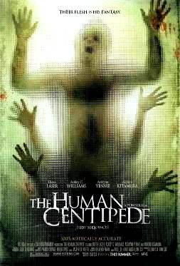 7. The Human Centipede 1st and Full Sequence Top 10 Best Violence Movies of All Time