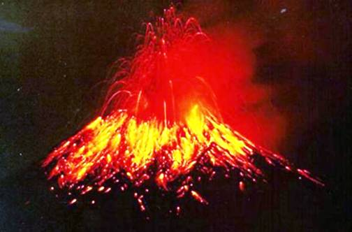 8. Super Volcano Top 10 Theories on How the World Will End