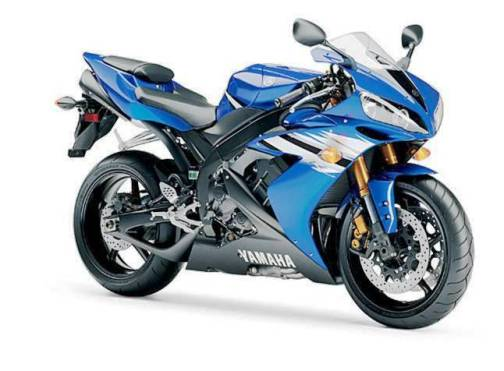 8. Yamaha YZF R1 Top 10 Fastest Motorbikes in 2012