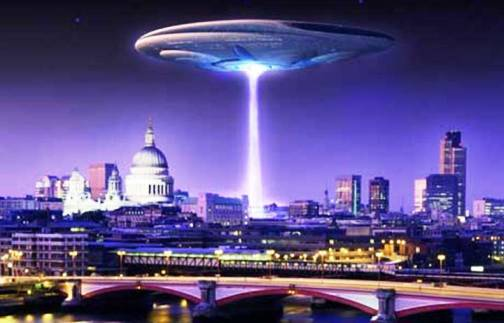 9. Alien Attack Top 10 Theories on How the World Will End