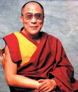 9. Tenzin Gyatso e1331095955635 10 Most Powerful Bald Men on the Planet
