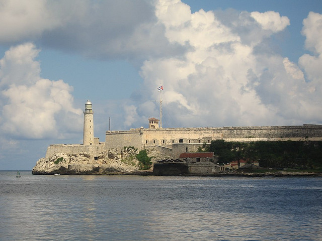 Fortaleza de San Carlos de la Cabana Cuba Top 10 Worst Prisons in the World