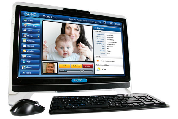 WOW Computer for Seniors 10 Best Mothers Day Gifts   2012
